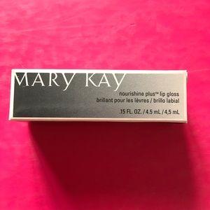 Mary Kay Nourishine Plus Lip Gloss - Cafe Au Lait